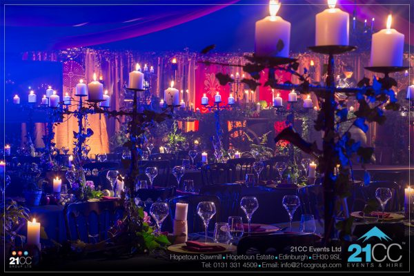 medieval dinner by 21CC Events Ltd