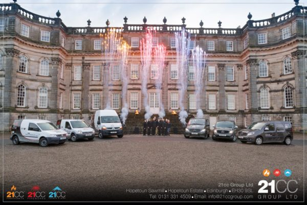 21CC Group Ltd Launch In Spectacular Style!