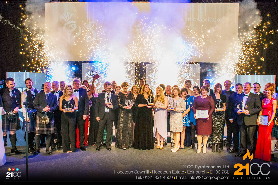 Pyrotechnics and special FX supplier scotland by 21CC pyrotechnics