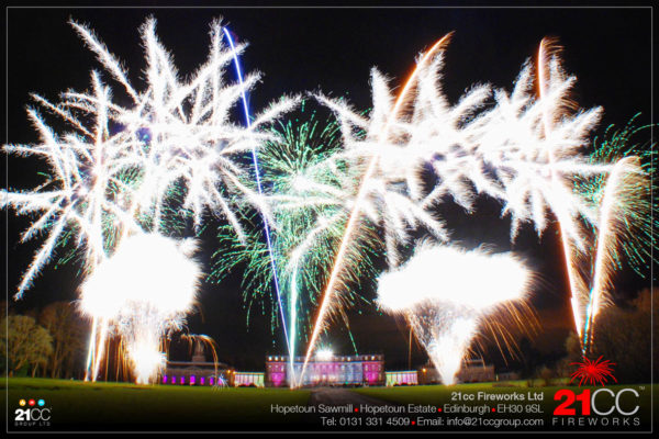 Fireworks for Corporate Events