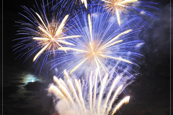 21cc Fireworks for Public Events