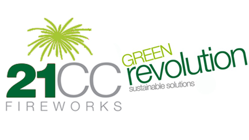 Sustainable fireworks by 21CC Fireworks